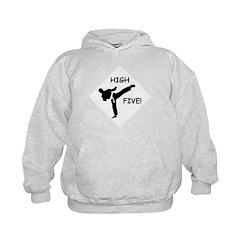 Kids High Five! Hoodie