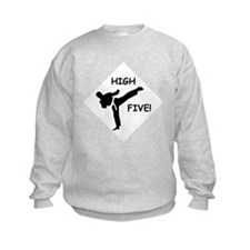 Kids High Five! Sweatshirt