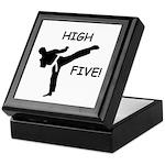 High Five! Keepsake Box