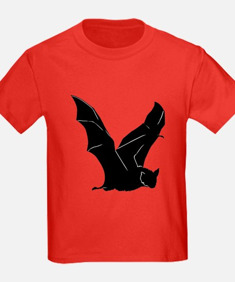 Flying Bat Silhouette T