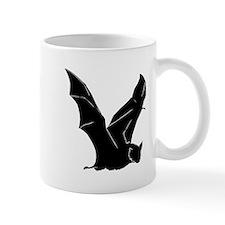 Flying Bat Silhouette Mug