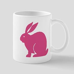 Pink Bunny Rabbit Mug