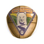 WooFDriver Gold Cross Shield 3.5