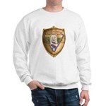 WooFDriver Gold Cross Shield Sweatshirt
