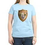 WooFDriver Gold Cross Shield T-Shirt