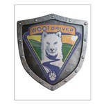 WooFDriver Bolted Shield Posters