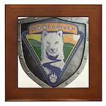 WooFDriver Bolted Shield Framed Tile