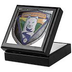 WooFDriver Bolted Shield Keepsake Box
