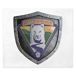 WooFDriver Bolted Shield King Duvet