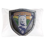 WooFDriver Bolted Shield Pillow Case