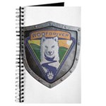 WooFDriver Bolted Shield Journal