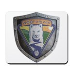WooFDriver Bolted Shield Mousepad