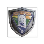 WooFDriver Bolted Shield Sticker