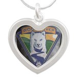 WooFDriver Bolted Shield Necklaces