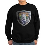 WooFDriver Bolted Shield Sweatshirt