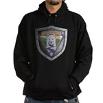 WooFDriver Bolted Shield Hoodie