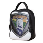 WooFDriver Bolted Shield Neoprene Lunch Bag