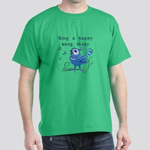 Sing a Happy Song- Dark T-Shirt