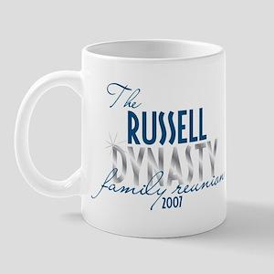 RUSSELL dynasty Mug