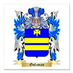 Golzman Square Car Magnet 3