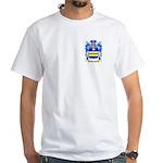 Goltzman White T-Shirt