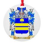 Goltzman Round Ornament