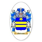 Goltzman Sticker (Oval 50 pk)