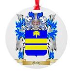 Goltz Round Ornament