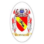 Gollop Sticker (Oval 50 pk)