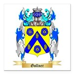 Gollner Square Car Magnet 3