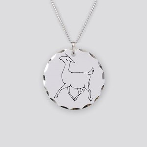 Happy Goat Necklace