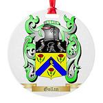 Gollan Round Ornament