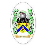Gollan Sticker (Oval 10 pk)