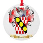 Golever Round Ornament