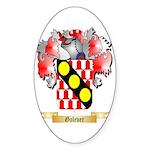 Golever Sticker (Oval 50 pk)