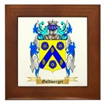 Goldwerger Framed Tile