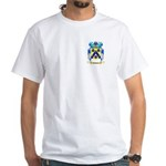 Goldweiz White T-Shirt