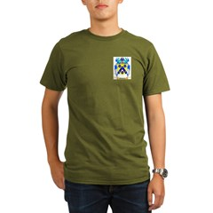 Goldweitz Organic Men's T-Shirt (dark)