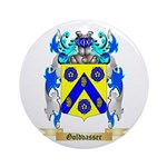 Goldvasser Ornament (Round)