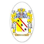 Goldsworthy Sticker (Oval)