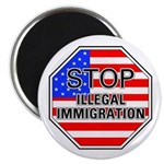 Stop Illegal Immigrants Magnet