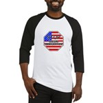 Stop Illegal Immigrants Baseball Jersey
