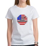 Stop Illegal Immigrants Women's T-Shirt