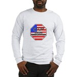Stop Illegal Immigrants Long Sleeve T-Shirt