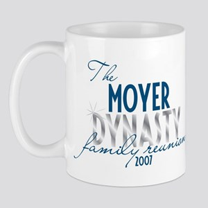 MOYER dynasty Mug