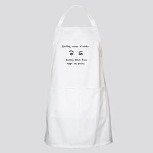 Resting Bitch Face Apron