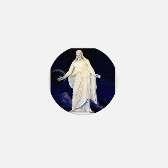 LDS Christus Mini Button