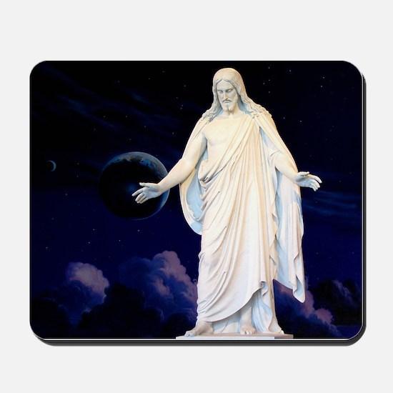 LDS Christus Mousepad