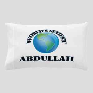 World's Sexiest Abdullah Pillow Case
