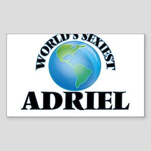 World's Sexiest Adriel Sticker